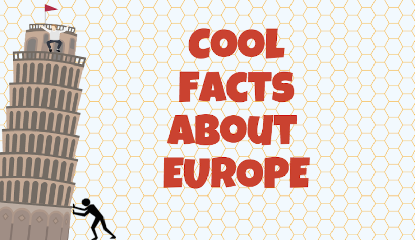 cool europe facts