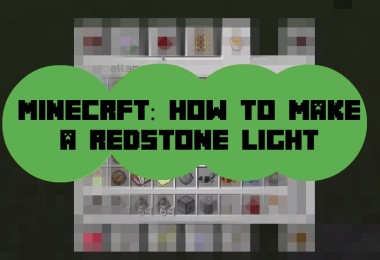redstone lights