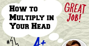 how to multiply in your head