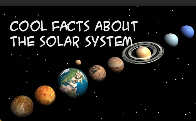 info about the solar system - photo #39