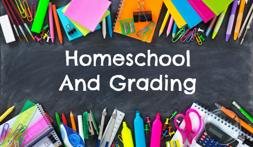homeschool grading