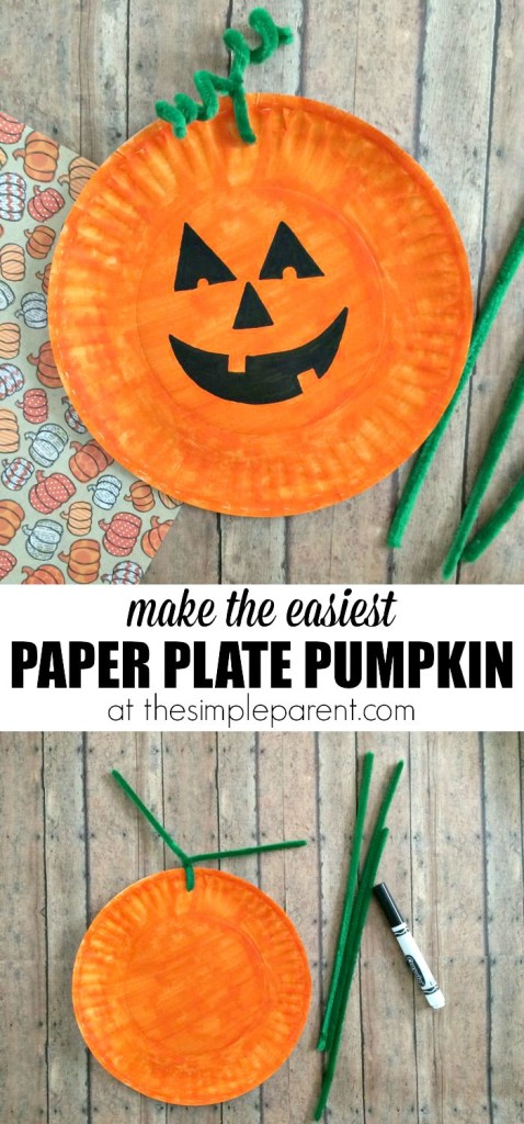 Easiest-Paper-Plate-Pumpkin-Craft1