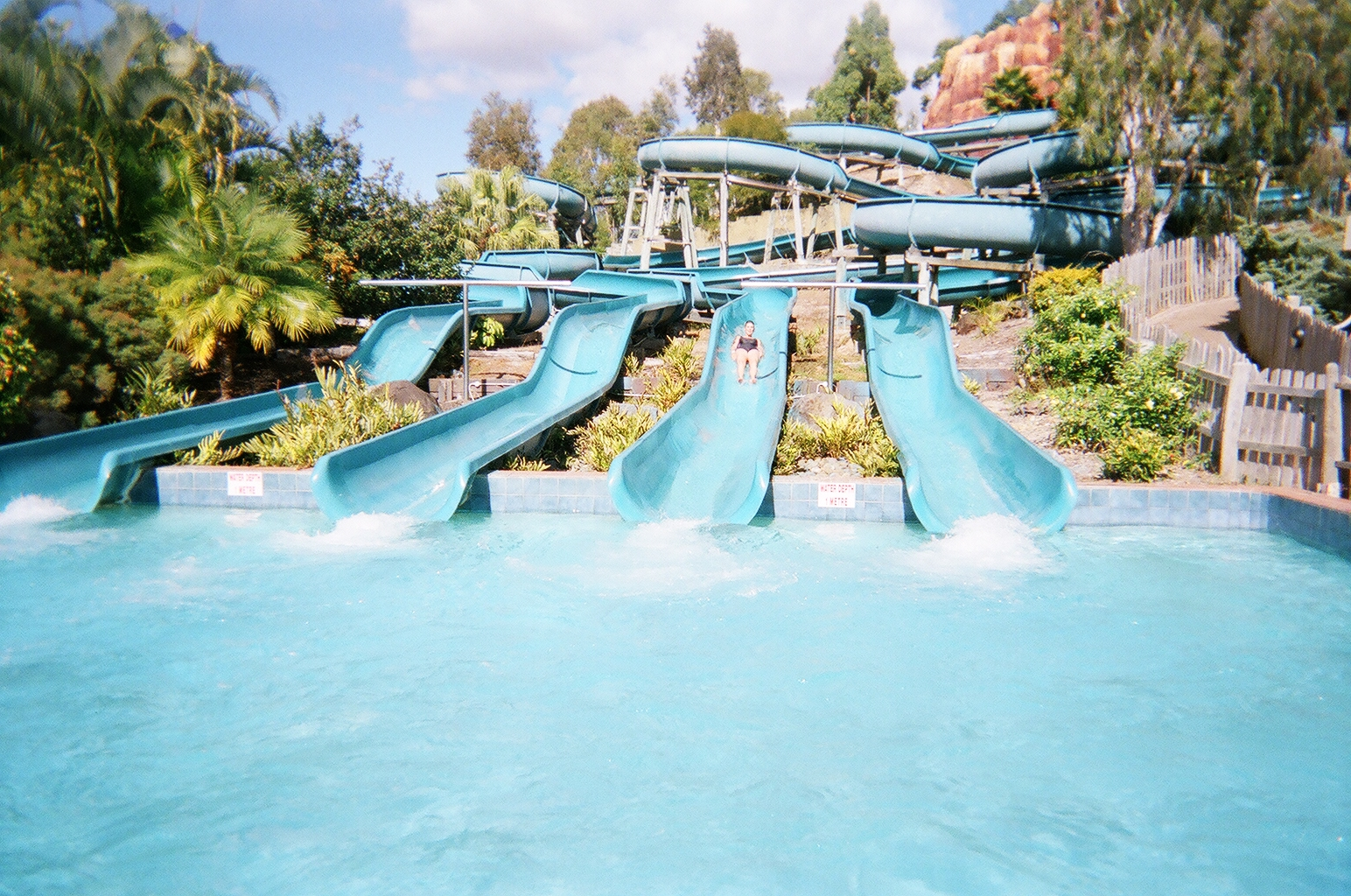 The 5 Biggest Waterparks to Visit this Summer