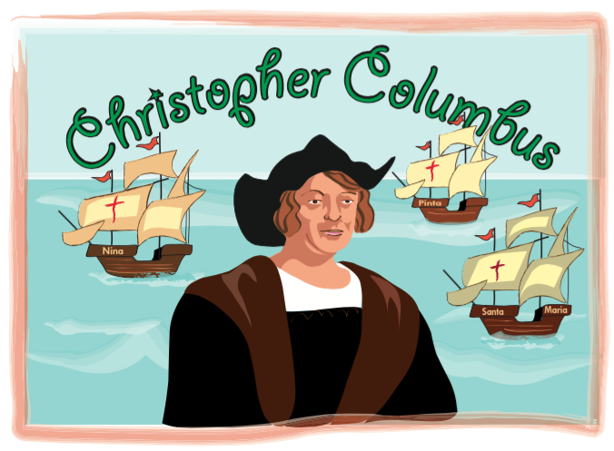 a brief biography of the navigator christopher columbus Christopher columbus: christopher columbus, master navigator whose four transatlantic voyages opened the way for european exploration and colonization of .